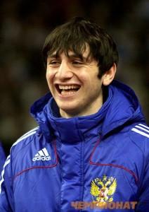 Алан Дзагоев игрок сборной России